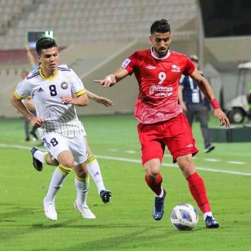 بازی تراکتور و پاختاکور ازبکستان در لیگ قهرمانان آسیا 2021